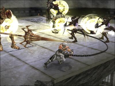 Rygar. The Battle of Argus - 5