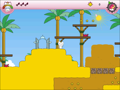 Videogioco Angel Cat Sugar Personal Computer 1