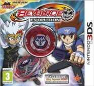 Videogiochi Nintendo 3DS BeyBlade Evolution Collector's Edition