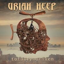 Selections from Totally Driven (Picture Disc Limited Edition) - Vinile LP di Uriah Heep