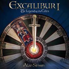 The Legend of the Celts - CD Audio di Alan Simon,Excalibur