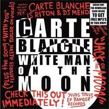 White Man on the Moon - Vinile LP di Carte Blanche