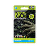 Idee regalo Cover tastiera Working Dead Mustard