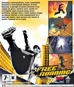 Videogioco Free Running PlayStation2 4