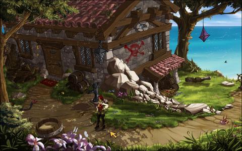 Videogioco Captain Morgane e la Tartaruga d'Oro Personal Computer 1