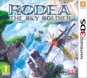 Rodea The Sky Soldier - 2