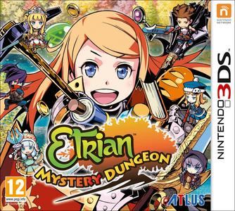 Videogioco Etrian Mystery Dungeon Nintendo 3DS 0
