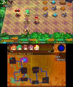 Videogioco Etrian Mystery Dungeon Nintendo 3DS 1