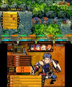 Videogioco Etrian Mystery Dungeon Nintendo 3DS 2