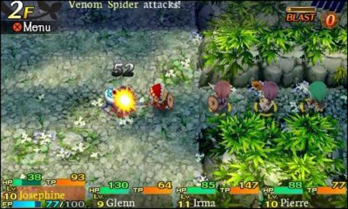 Videogioco Etrian Mystery Dungeon Nintendo 3DS 5