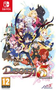 Disgaea 5 Complete - Switch - 2