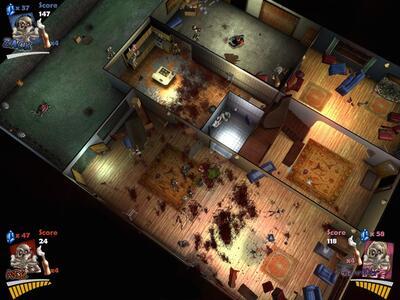 Monster Madness: Battle For Suburbia - 3