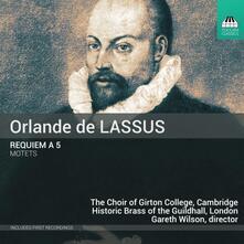 Requiem a 5 - Mottetti - CD Audio di Orlando Di Lasso