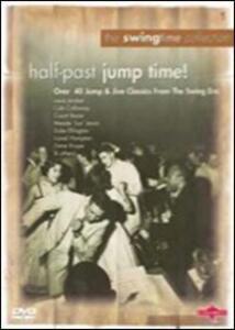 Half-Past Jump Time - DVD