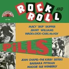 Rock and Roll Pills - Vinile LP