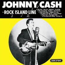 Rock Island Line (180 gr.) - Vinile LP di Johnny Cash