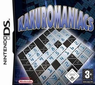 Videogioco Kakuromaniacs Nintendo DS