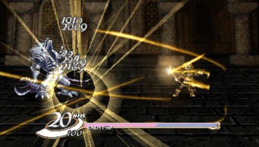 Videogioco Valkyrie Profile: Lenneth Sony PSP 2