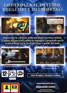 Videogioco Valkyrie Profile: Lenneth Sony PSP 4