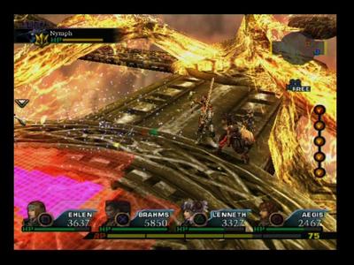 Videogioco Valkyrie Profile 2: Silmeria PlayStation2 3
