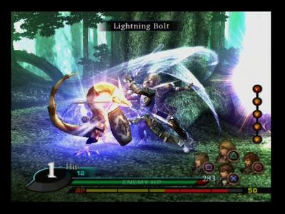 Videogioco Valkyrie Profile 2: Silmeria PlayStation2 4
