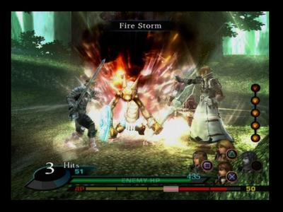 Videogioco Valkyrie Profile 2: Silmeria PlayStation2 6