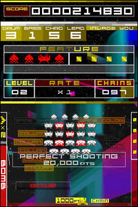 Space Invaders Extreme - 2