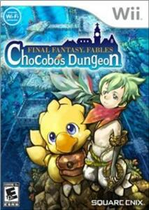 Final Fantasy Fables. Chocobo's Dungeon