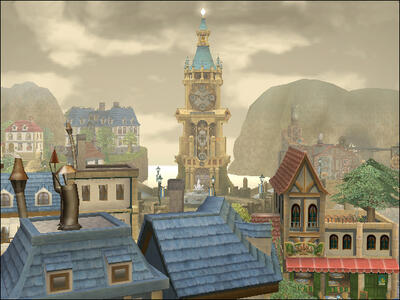 Final Fantasy Fables. Chocobo's Dungeon - 3