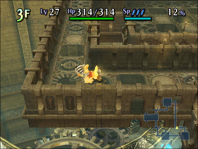 Final Fantasy Fables. Chocobo's Dungeon - 5