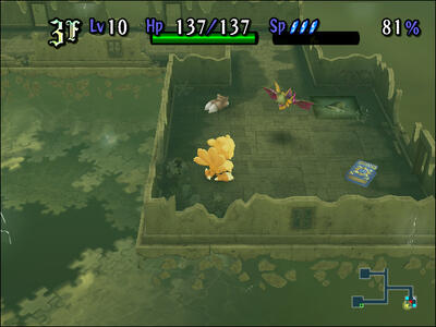 Final Fantasy Fables. Chocobo's Dungeon - 6