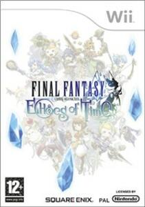 Final Fantasy Crystal Chronicles. Echoes of Time