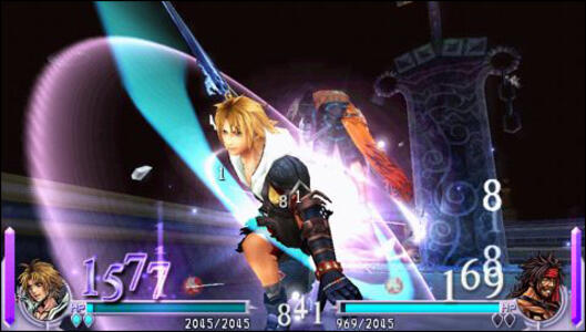 Dissidia Final Fantasy - 6