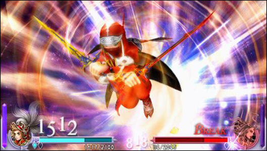 Dissidia Final Fantasy - 8