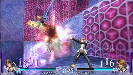 Dissidia Final Fantasy - 10