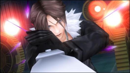 Dissidia Final Fantasy - 11