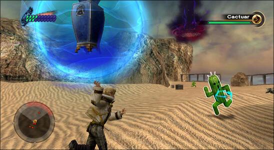 Final Fantasy Crystal Chronicles. The Crystal Bearers - 3