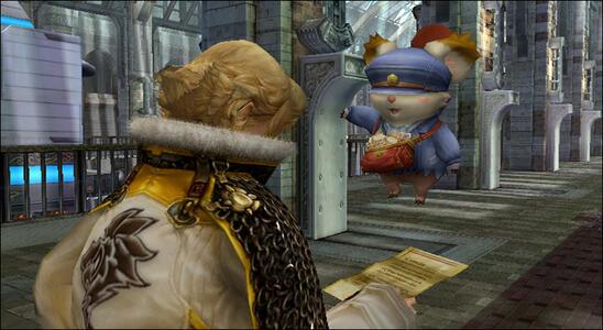 Final Fantasy Crystal Chronicles. The Crystal Bearers - 4