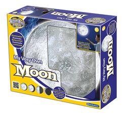 Giocattolo Luna illuminata radiocomandata Brainstorm