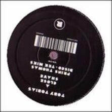 A Close Shave - Vinile LP di Toby Tobias