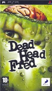 Videogioco Dead Head Fred Sony PSP 0