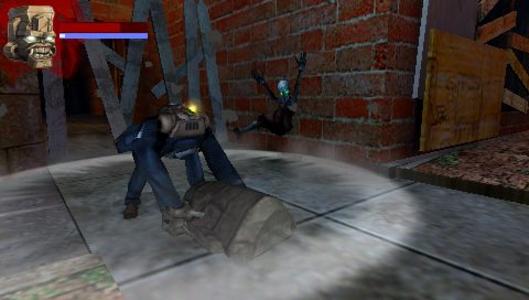 Videogioco Dead Head Fred Sony PSP 5