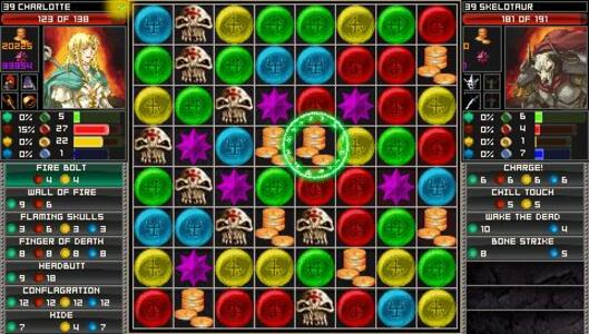 Puzzle Quest: Challenge of the Warlords - 2