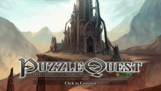 Videogioco Puzzle Quest: Challenge of the Warlords Sony PSP 6