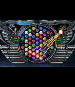 Videogioco Puzzle Quest: Galactrix Personal Computer 2