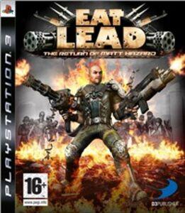 Videogioco Eat Lead: The Return of Matt Hazard PlayStation3 0