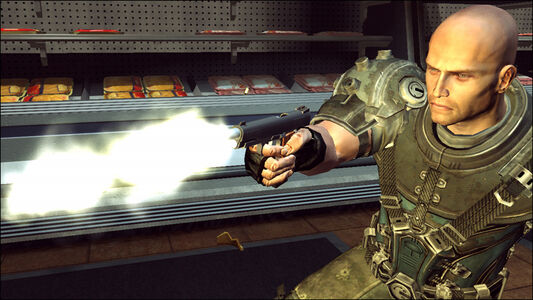 Videogioco Eat Lead: The Return of Matt Hazard PlayStation3 1