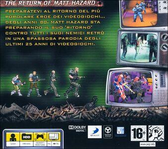 Videogioco Eat Lead: The Return of Matt Hazard PlayStation3 9