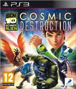 Videogioco Ben 10 Ultimate Alien: Cosmic Destruction PlayStation3 0