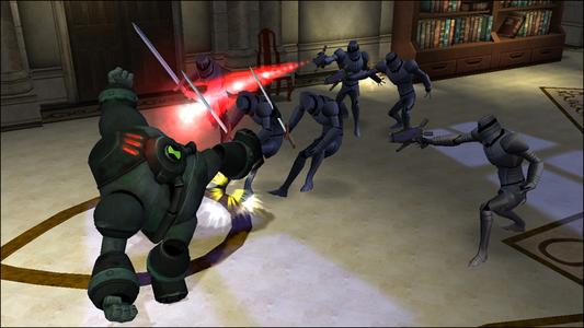 Videogioco Ben 10 Ultimate Alien: Cosmic Destruction PlayStation3 2